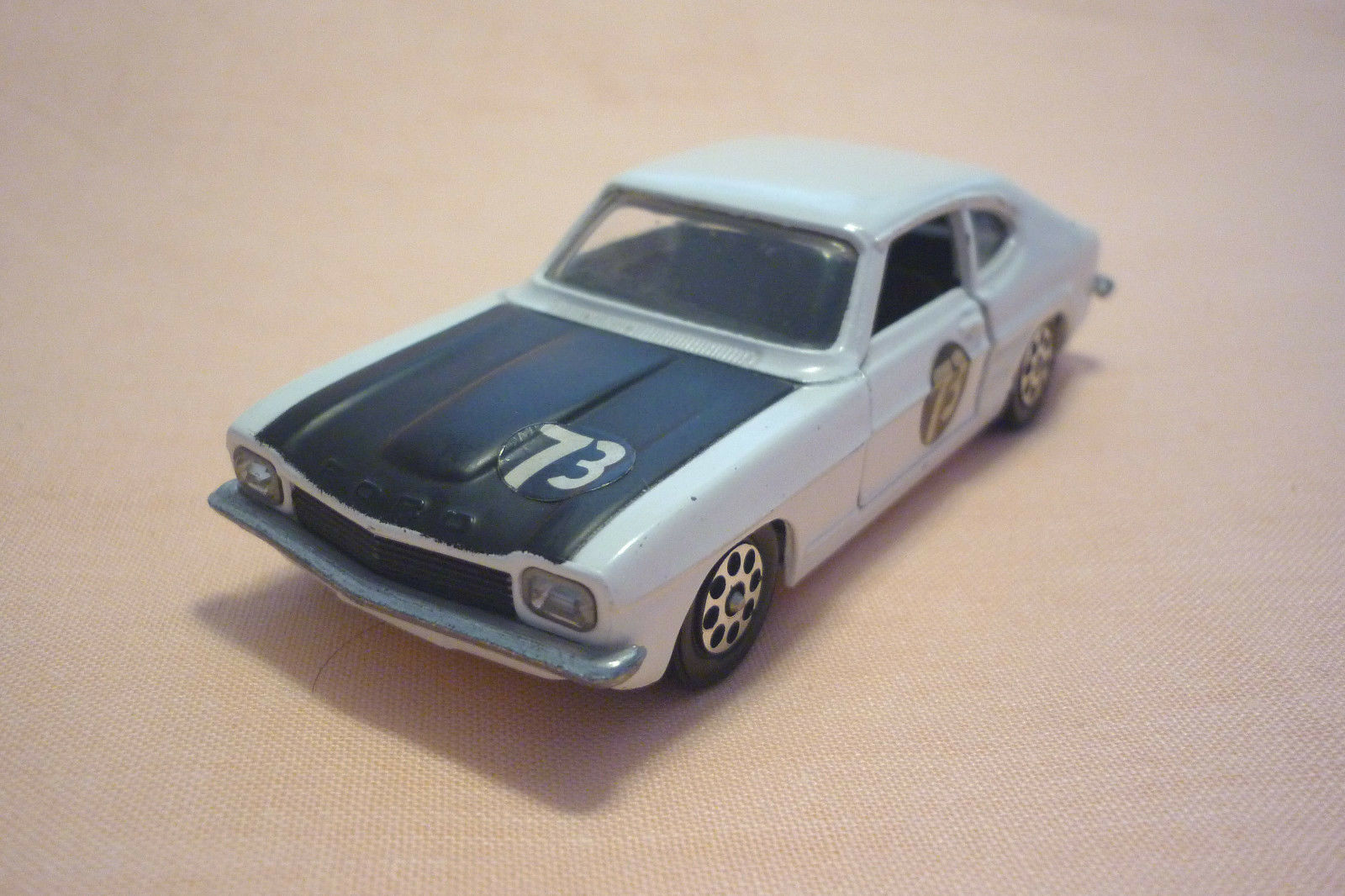 CORGI TOYS - Vintage Vintage Vintage Miniatura De Metal - FORD CAPRI - (Corgi 54) 73edb1