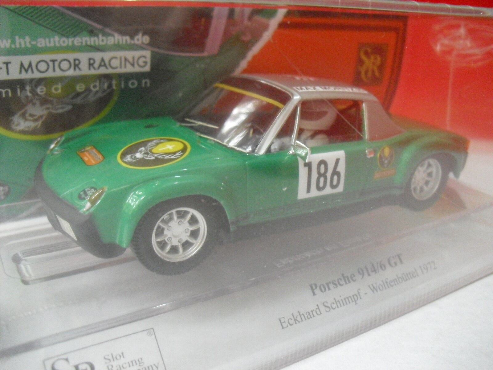 Nuevo crédito src Ref. 016 08 Porsche 914   6 Gt 1972 1   32