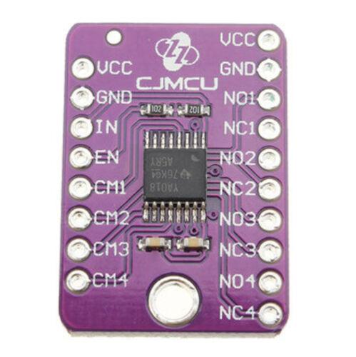 CJMCU 5018 ts3a5018 10ω 4 Channel SPDT Analog Switch Modules