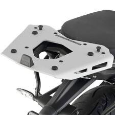 Nero Alluminio Givi SRA3101 casi Monokey carrier Topcase