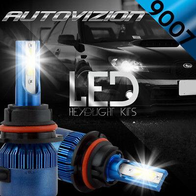 AUTOVIZION LED HID Headlight kit 9007 HB5 6000K 1999-2001 Dodge Ram 2500