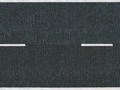 Ancora 44150 Traccia Z, Catrame Strada, Nero, 100x2,5cm (prezzo Base 1qm = 204,00 Euro)-mostra Il Titolo Originale