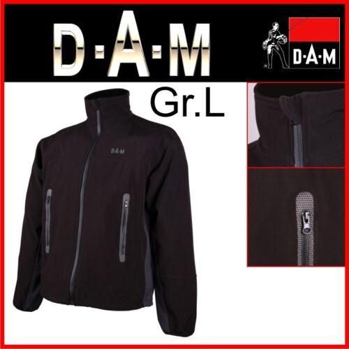 Angelsport Bekleidung DAM Seamless Softshell Jacke Regen Jacke Thermo Outdoor Jacke Gr Nach Wahl