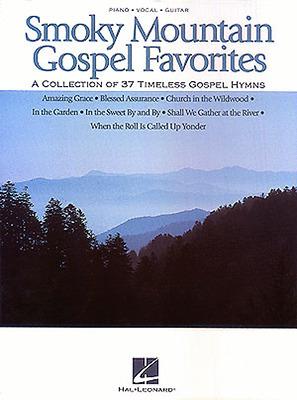 Smoky Mountain Gospel Favorites Sheet Music E-Z Play Today Book NEW 000100088