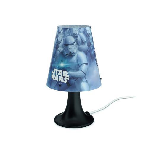 Philips Star Wars LED Nachttischlampe Kinder Lampe Kinder Disney Stormtrooper