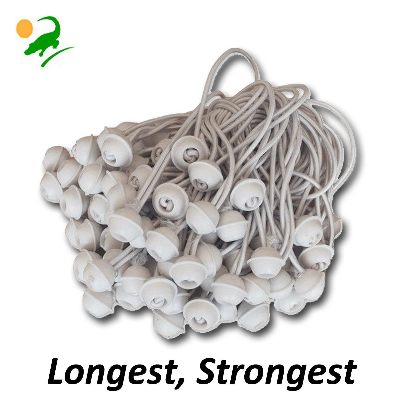 150 XL Bungee Toggle Cord Straps Banner Ties Tent Tarpaulin Tarpaulin Tarpaulin Marquee Gazebo Bungy 5eb10a