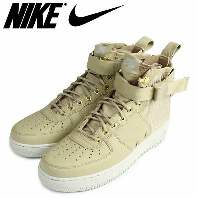 Nike Sf AF1 Hi Air Force 1 Medio Uomo Scarpe Scarpe Alte Taglia UK 6 (B Grado) | eBay
