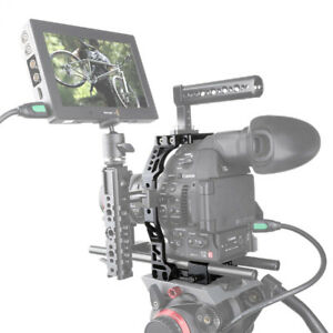 SmallRig-Canon-EOS-C100-Mark-II-Cage-for-Canon-EOS-C100-Mark-II-DSLR-Rig-1703