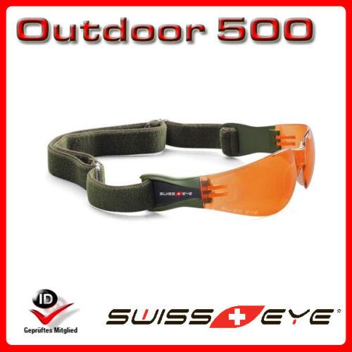 Swiss Eye Outbreak Cross Country M//P orange