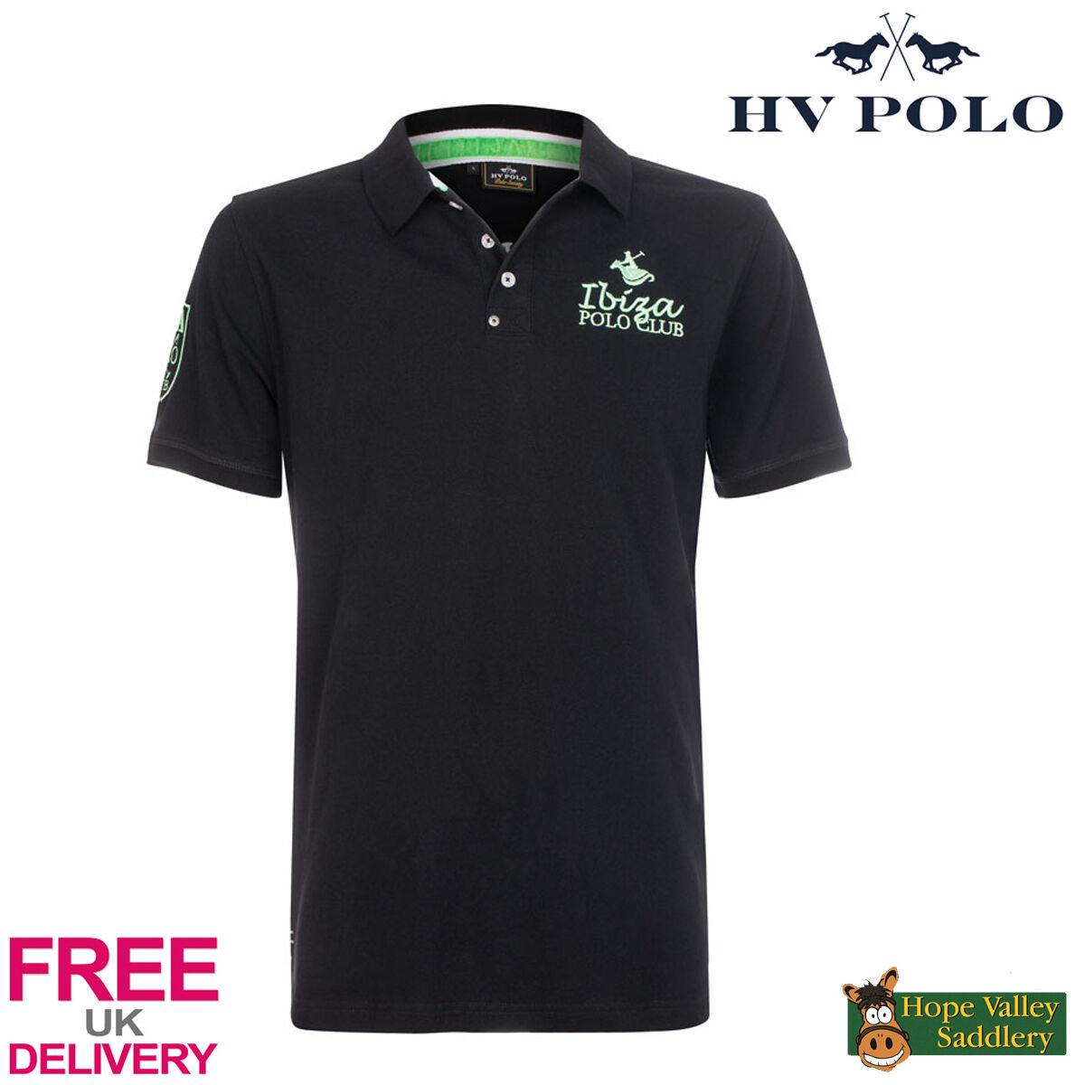 HV Polo Polo Da Uomo Antonio SPEDIZIONE GRATUITA IN UK