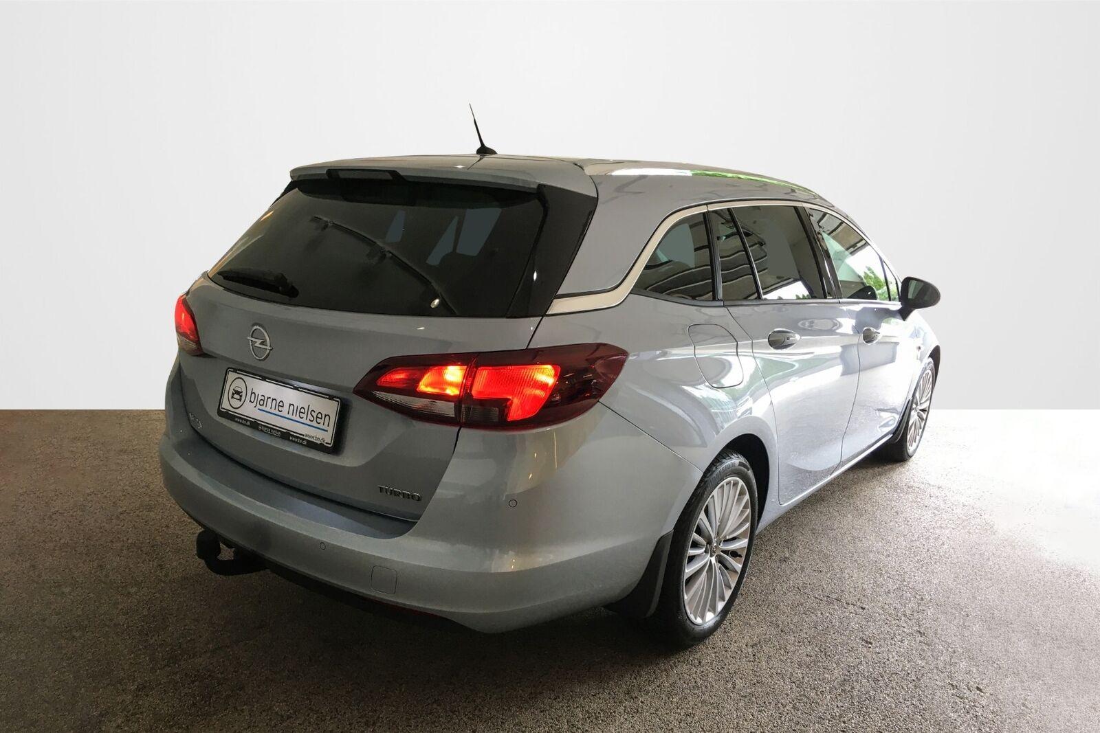 Opel Astra 1,4 T 150 Innovation ST - billede 3