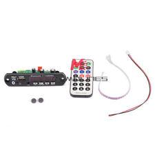 New Listingdc12v 23w 240w Bluetooth50 Car Mp3 Decoder Board Fm Function Power Amplifier