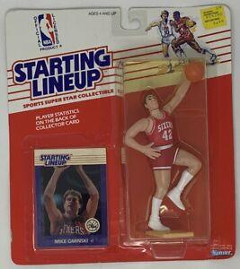 Starting Lineup Mike Gminski 1988 action figure
