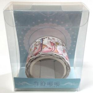 Miracle-Love-Nikki-Official-Washi-Sticker-Roll-of-240-Blue-SD-Nikki-Momo