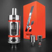 RBA Vaporizer OCC Hotsale Subtank V2 plus 7ml Atomizer Sub Ohm  Ersatz Coil Box