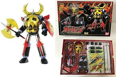 GE-10 Gaiking Chogokin LEGEND OF DAIKU-MARYU Metal Figure NEW