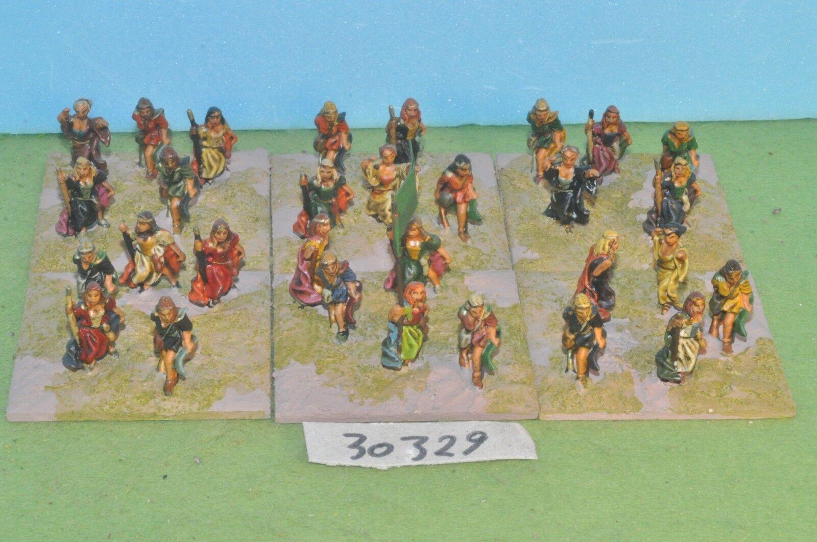 Fantasy female knights valkyrie amazonian warriors 30 metal  (30329)