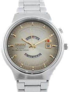 ORIENT-Automatic-Watch-FEU00002UW-Stainless-Steel-50m-FEU00002-With-ORIENT-Box