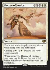 4X Decree of Justice - NM - Commander 2014 MTG Magic the Gather Cards White Rare