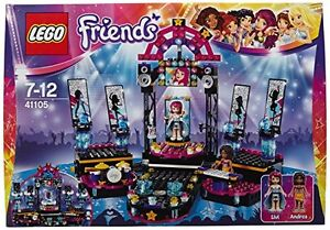 Lego Friends Pop Star Live Stage 41105 From Japan