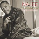 The Morning After: A Musical Love Journey [Digipak] * by Najee (CD, Oct-2013, Shanachie Records)