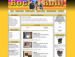 MUSIC VIDEOS, MUSIC MP3 STORE Ebay Amazon Clickbank Affiliate