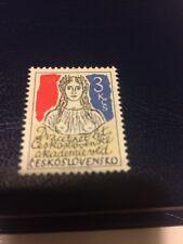Czechoslovakia stamp MNH 1977 Anniversary of Czechslovak Academy of Science