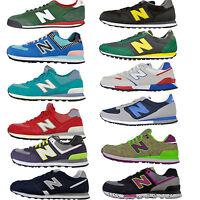 New Balance ML574 M554 M373 360 U420 446 WL574 Herren Frauen Laufschuhe Sneaker