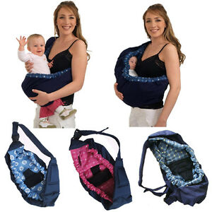 New Baby Infant Newborn Adjustable Carrier Sling Wrap