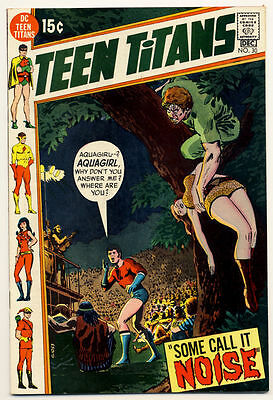 TEEN TITANS #30 VF/NM, DC Comics 1970