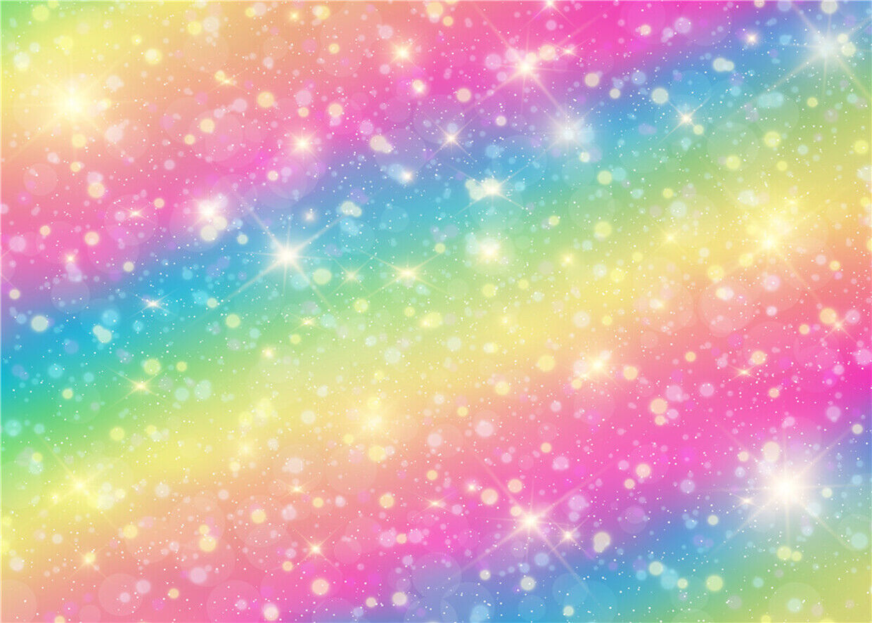 Zhy 7X5FT Vinyl Galaxy Background Starry Blue Sky Universe Planet Space Photography Backdrop Dreamy Dark Blue Glitter Stars Purple Birthday Party Decoration Props 392