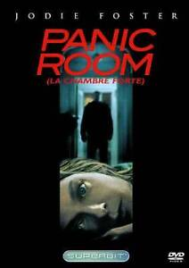 Panic-Room-DVD-Bilingual-FREE-SHIPPING-IN-CANADA