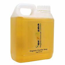Pure Natural  Liquid Castile Soap Organic 1Kg