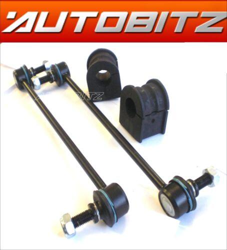 Per Vauxhall Vivaro 2001 /> Link Stabilizzatore Anteriore Barre /& Anti Roll Bar Cespugli KIT