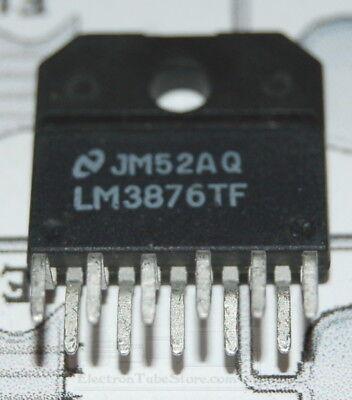 Manufacturer:NS LM2876TF Encapsulation:ZIP-11,Overture Audio Power Amplifier