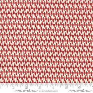 Moda Sweetwater Hometown Christmas Spruce Tree Fabric in Charcoal Grey 5664-24