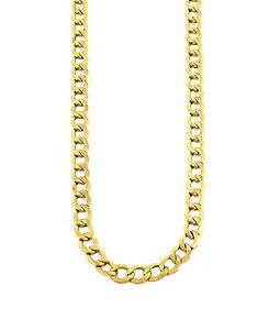 Real-10K-Yellow-Gold-Solid-Cuban-Curb-Link-Chain-Necklace-for-Men-and-Women