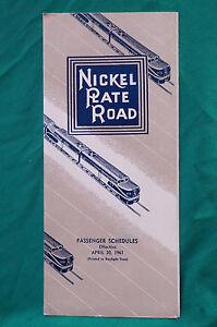 Nickel-Plate-Road-Timetable-Apr-30-1961