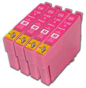 4-Magenta-T1633-non-OEM-Ink-Cartridge-For-Epson-Workforce-WF-2540WF-WF-2630WF