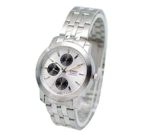 1 of 1 - -Casio MTP1192A-7A Men's Metal Fashion Watch Brand New & 100% Authentic