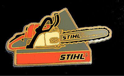 home depot lapel pin stihl chainsaw