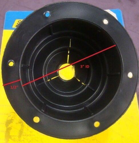 "SeaChoice Engine Harness  Motorwell Boot 29301-3/"" Diameter FAST SHIPPING"