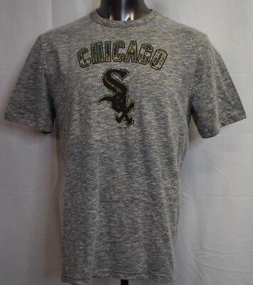 Majestic Mlb Herren Chicago Weißes Sox Baseball Shirt Neu L MöChten Sie Einheimische Chinesische Produkte Kaufen? Sport