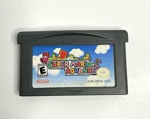 Super Mario Advance Nintendo GameBoy Advance Video Game Authentic Untested