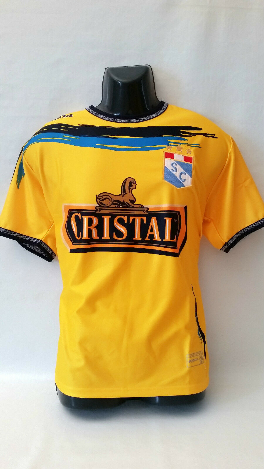 Shirt Sporting Cristal del Peru joma original new