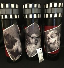 Katherine's Collection Lot Of 3 Retired Celebrity Dog Wine Gift Boxes