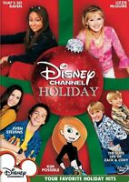 Disney Channel Holiday Movie, Dvd, Factory Sealed, New, Free Shipping