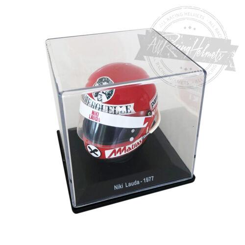 Spark Editions 1:5 Scale Niki Lauda 1977 Formula One F1 Helmet Helm Casco Rush