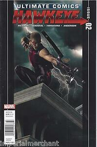 Ultimate-Comics-Hawkeye-Issue-2-Modern-Age-First-Print-2011-Hickman-Sandoval