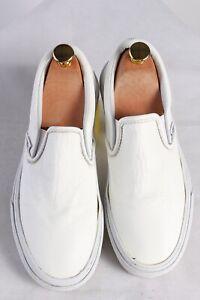 Vintage-Vans-Trainer-Sports-Clasical-Shoes-Unisex-US-6-5-White-S682